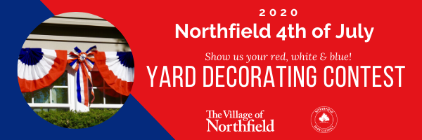 4th of July Yard Decorating Contest