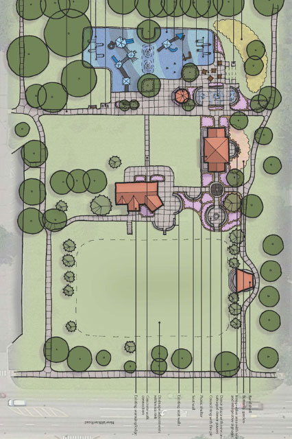 Clarkson Park Renovation Project